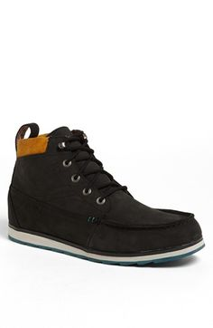 Tretorn Holdyn moc toe boot | Raddest Looks On The Internet www.raddestlooks.net