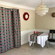 Get 2 curtain patterns for the price of house don't have to be so conventional. Our awesome African Print double sided window curtains transform a neglected essential into an awesome statement piece. Featuring a double-sided print. Afrocentric Decor, Printed Table Runner, Curtains, Curtain Patterns, African Interior Design, African Print Pillows, Bedroom Closet Design, Printed Curtains, Curtains Yellow And Blue