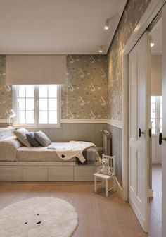 Girls Bedroom, Bedroom Decor, Grey Room, Shared Bedrooms, Dream Decor, Kitchen Styling, Small Spaces, Interior Design, House