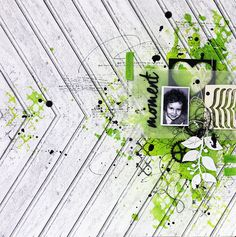 Фабрика декора: Детский скрап. Вдохновение от Тани Паламарчук