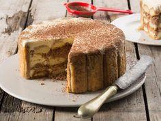 Rainbow Gospel Radio | TIRAMISU ICE CREAM CAKE