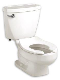 American Standard 2315.228.020 Baby Devoro Flowise 10-Inch High Round Front Toilet