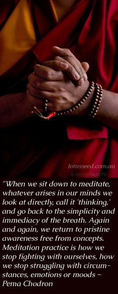Pema Chodron quotes by lotusseed.com.au                                                                                                                                                                                 More