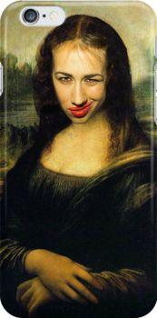 Miranda Sings - Mona Lisa Phone Case Snap Case for iPhone 6 & iPhone 6s