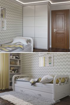 Baby room dekorasyon boy 70 new Ideas Baby room de Baby Boy Room Decor, Baby Boy Rooms, Girl Room, Girls Bedroom, Bedroom Decor, Baby Room, Rideaux Design, Kids Room Design, Living Room Designs