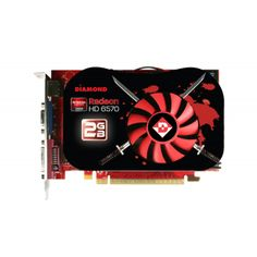 DIAMOND 6670PE51G AMD Graphics 64 BIT