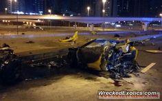 Dubai Ferrari crash: Boston bombing survivor killed in accident Boston Marathon Bombing, Dubai Cars, Serious Injury, Car Crash, Ferrari 458, I Win, All Over The World, No Worries, Toronto