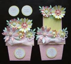 Stampin' Up flower pot card - Avast Yahoo Canada Image Search Results
