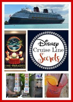 Disney Cruise Line Secrets and Tips