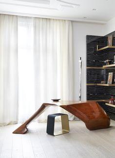 Parisian Apartment by Stéphanie Coutas