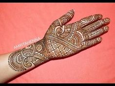 No automatic alt text available. Full Mehndi Designs, Palm Mehndi Design, Latest Bridal Mehndi Designs, Indian Mehndi Designs, Mehndi Designs For Beginners, Wedding Mehndi Designs, Mehndi Design Pictures, Beautiful Mehndi Design, Mehndi Designs For Hands