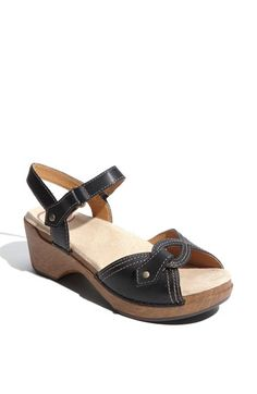Spring, Are you coming? Dansko Sandals $115