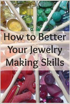Jewelry Making Projects You Have to Make Don't miss these FREE expert tips on how to become a better jewelry designer with handcrafted jewelry!Don't miss these FREE expert tips on how to become a better jewelry designer with handcrafted jewelry! Jewelry Tools, Wire Jewelry, Jewelry Crafts, Jewelry Ideas, Jewellery Box, Jewellery Shops, Jewellery Making, Jewelry Supplies, Jewelry Websites