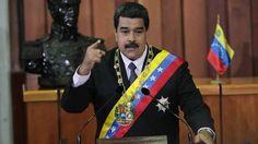 """Nicolás #Maduro rechazó la resolución de la #OEA sobre la crisis venezolana: """"Es un comunicado insulso, abusivo, inoperativo"""" El mandatario venezolano calificó además a la Organización de Estados Americanos de """"tribunal de inquisición"""". Este lunes, la mayoría de los países miembros aprobó una declaración que afirmó que en Venezuela hay una """"grave alteración inconstitucional del orden democrático"""""""