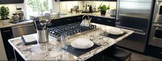 www.granstone.ca offering Ottawa's finest countertops. Ottawa granite counters for kitchens, Ottawa marble counters for kitchens or bathrooms. Quality countertops in Ottawa. Ottawa granite is known as some of the best in the world, we choose the very best to create the very best! We are the Ottawa Granite, Marble and Quartz Countertop Specialist. Our product selection, craftsmanship and customer service is sure to satisfy even the most discerning buyer.