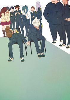 Zerochan anime image gallery for Kidou Yuuto (Yuuto Kidou), Fanart, Gouenji Shuuya.