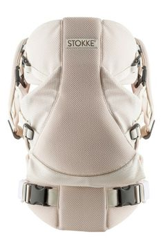 I NEED ONE!!!!!!  Stokke Baby 'MyCarrier - Cool' Baby Carrier available at #Nordstrom
