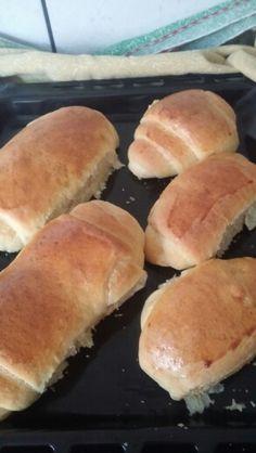 Feriado combna com cheirinho de pão caseiro...hummmm