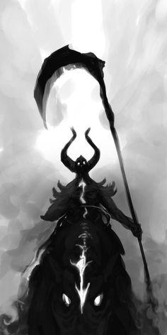 Rider of Apocalypse by Fernosaur