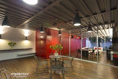 CANCELES CERRADOS – CAJA CERRADA : Balcones y terrazas industriales de Grupo Arquidecture