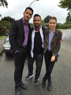 Class act...need I say more. #Luciferset