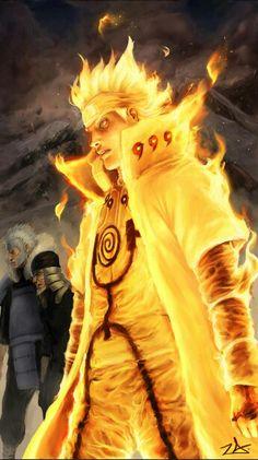 Naruto 631 Minato Namikaze Tobirama Senju Hiruzen Sarutobi Man, this took hours, but I'm glad with the outcome. MINATO IS AWESOME! Naruto 631 - Let's Begin Naruto Vs Sasuke, Anime Naruto, Sakura Anime, Art Naruto, Naruto Shippuden Anime, Itachi Uchiha, Gaara, Manga Anime, Photo Naruto