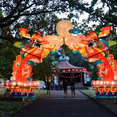 2014-02-14 - 16 Auckland Lantern Festival | Auckland NZ | AucklandNZ.com