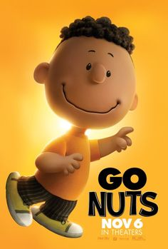 The Peanuts Movie | Official 2015 Trailers, Posters and Movie News