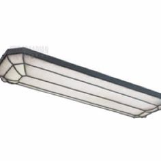 Art Deco Fluorescent Light I Would Like For The Kitchen!