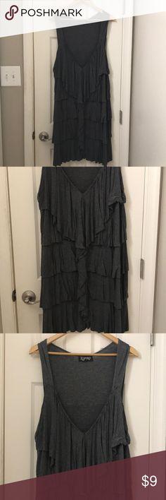 Grey Dress By Kupkakes Grey dress by Kupkakes Kupkakes Dresses Midi