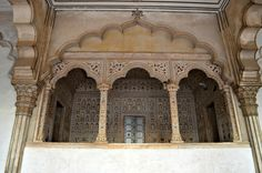 Agra Fort | आगरा का किला | آگرہ قلعہ in Āgra, Uttar Pradesh Seat of Mughals for a long time the forst contains multiple buildings including the intricately detailed Diwan E Aam