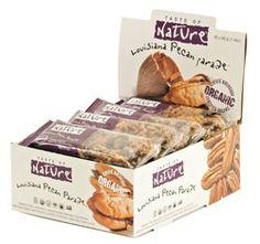 Taste of Nature Organic Food Bars - Louisiana Pecan Parade $33.99 - from Well.ca