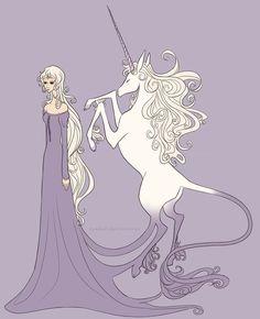 Lady Amalthea by DA's CrystallizedTwilight
