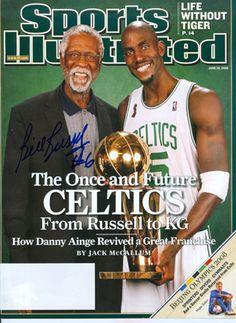 Bill Russell autographed signed 16 x 20 Boston Celtics photo JSA COA Celtics Basketball, I Love Basketball, Basketball Pictures, Basketball Legends, Basketball Players, Nba Players, College Basketball, Basketball Quotes, Basketball Coach
