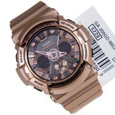A-Watches.com - Casio G-Shock Analog-Digital Sports Watch GA-200GD-9B, $124.50 (http://www.a-watches.com/casio-g-shock-analog-digital-sports-watch-ga-200gd-9b/)