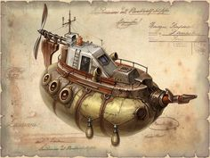 From ru_steampunk: steampunk MMORPG / Стимпанк-ММОРПГ