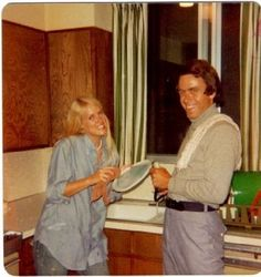 Ted Bundy In A Casual Setting With A Neighbor....