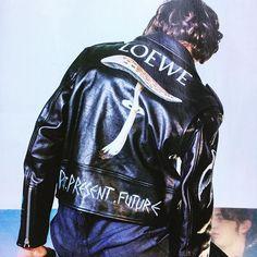 Loewe fashion inspiration! #voguejapan #menswear #loewe #fashioninspo #fashionstagram #kanakohigashi #makihashida #airinakano #mensfashion #loewejacket #voguemagazine