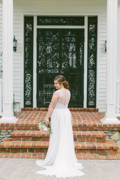 """""""The Blushing Bride"""" is on the blog!"""