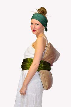 Darf ich vorstellen - Sushi Ein Kostüm zum #Fasching, #Karneval oder einen anderen Motto Abend.