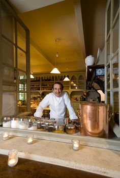 """La Mirande"" hotel & restaurant in Avignon www.jerome-mondiere.fr"