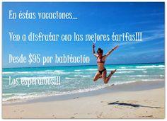 Llamános!!! Contacta directamente con la encargada de reservas al 6136-3336 y ven a disfrutar con tus hijos de éstas vacaciones.  Los esperamos!!!