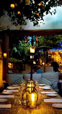 The Little Door Restaurant