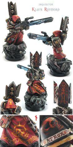 Inquisitor with psycanon