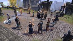"""Guild ceremony """"Les Veilleurs de Mondes"""""""