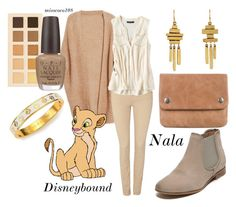 """Nala Disneybound"" by misscoco108 on Polyvore"