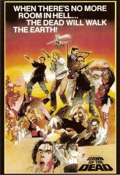 Dawn of the Dead (titulada Zombi en España, El amanecer de los muertos en Argentina y El amanecer de los muertos vivientes en México)1 es una película de terror de 1978 dirigida por George A. Romero. Es la segunda parte de la cinta La noche de los muertos vivientes (1968). La historia narra cómo un grupo de supervivientes se refugia en un centro comercial de la invasión de muertos vivientes que surge en la tierra. Estuvo protagonizada por David Emge, Ken Foree, Scott Reiniger y Gaylen Ross.