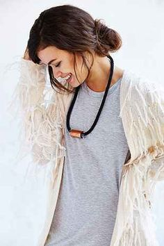 DIGDOGDIG District Necklace - Urban Outfitters
