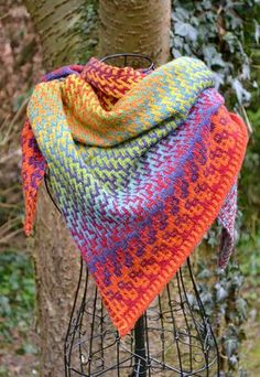 Most recent Absolutely Free knitting scarves shawls Popular Boho Ombre/tie-Dye Cotton Knitted Scarves & Shawls – linenlooks style scarfs,scarves shawls wrap Knit Or Crochet, Crochet Shawl, Crochet Cats, Crochet Birds, Crochet Food, Crochet Animals, Knitted Shawls, Crochet Scarves, Scarves & Shawls