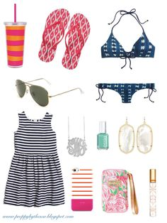 Preppy by the Sea: Easter Gift Guide